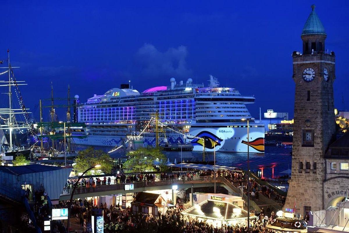 Hafengeburtstag Hamburg 2021 Termin