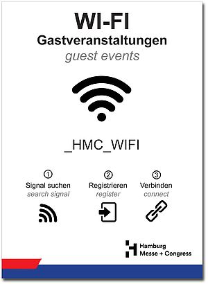 Free WI-FI for Guest Events