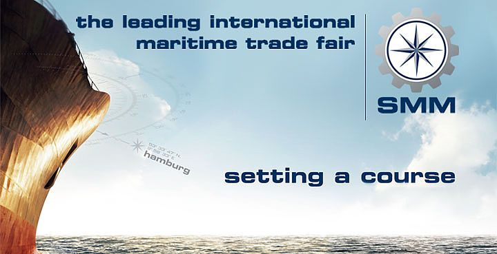 SMM - the leading international maritime trade fair