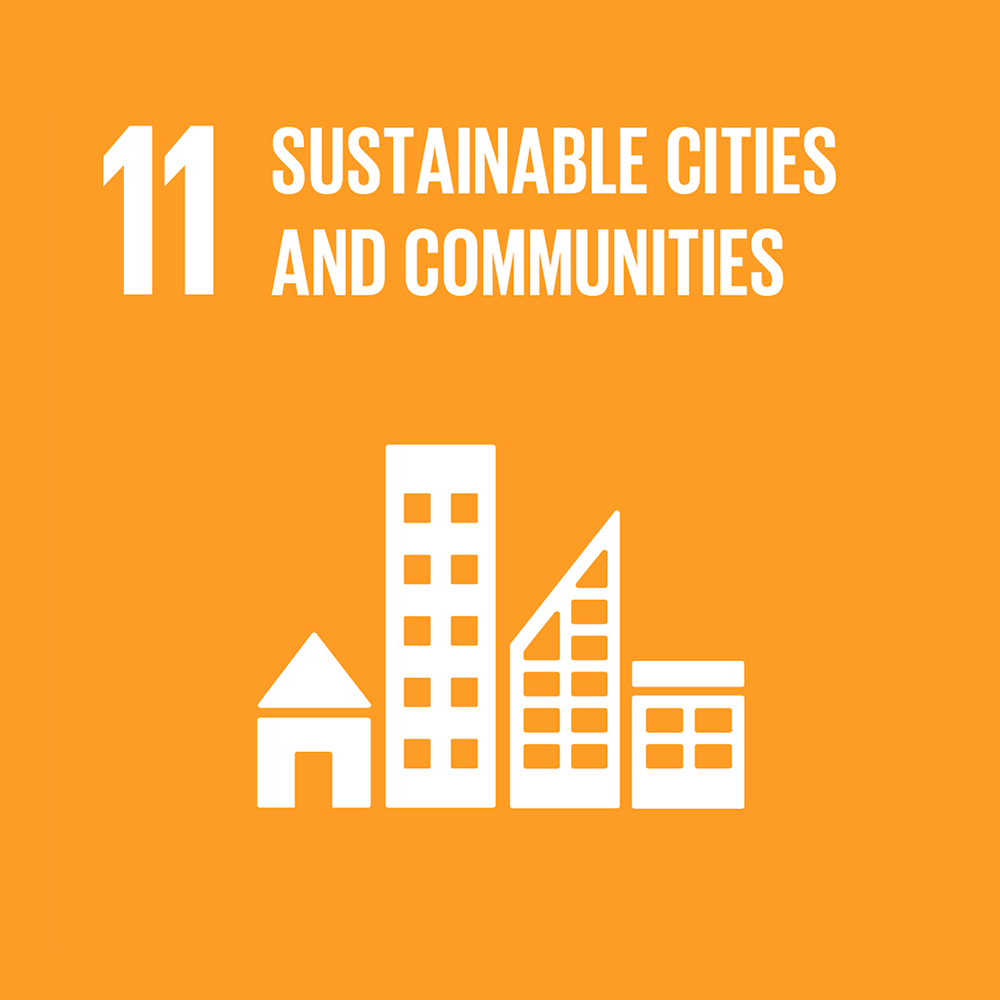 11 SUSTAINABLE CITIES AND CUMMUNITIES