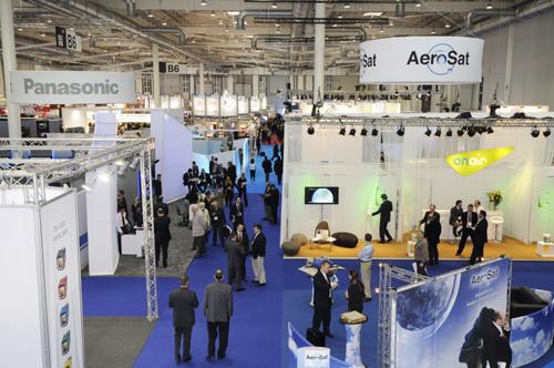 Aircraft Interiors Expo 2009 - Hamburg Messe und Congress